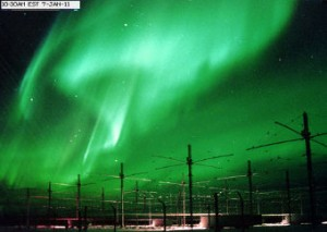 HAARP Array Hidden Deep in the Arctic